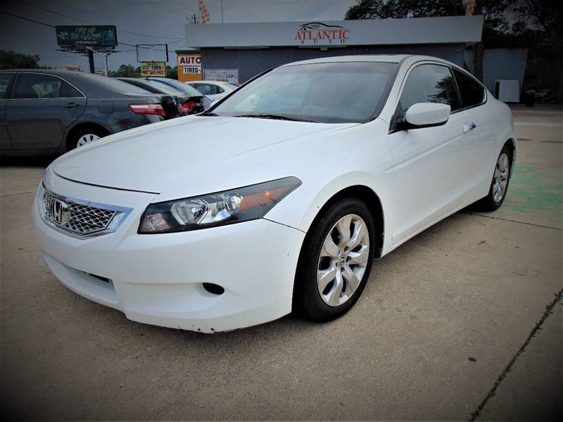 2010 Honda Accord EX L V6. Check Availability. 2010 Honda Accord For Sale  At Atlantic Auto In Jacksonville FL