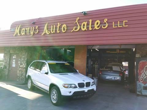 2006 BMW X5 for sale at Marys Auto Sales in Phoenix AZ