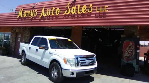 2009 Ford F-150 for sale at Marys Auto Sales in Phoenix AZ