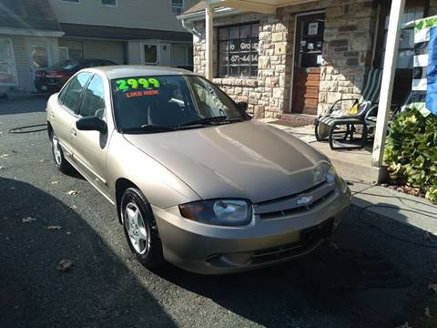 2004 Chevrolet Cavalier for sale in Harrisburg, PA