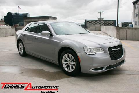 2015 Chrysler 300 for sale in Provo, UT
