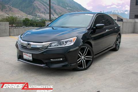 2016 Honda Accord for sale in Orem, UT