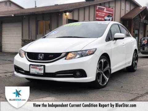 2015 Honda Civic for sale at Torres Automotive Group in Orem UT