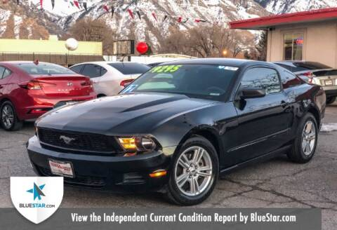 2012 Ford Mustang for sale at Torres Automotive Group in Orem UT