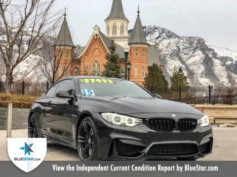 2015 BMW M4 for sale at Torres Automotive Group in Orem UT