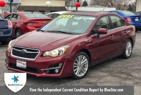 2015 Subaru Impreza for sale at Torres Automotive Group in Orem UT