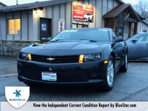 2015 Chevrolet Camaro for sale at Torres Automotive Group in Orem UT
