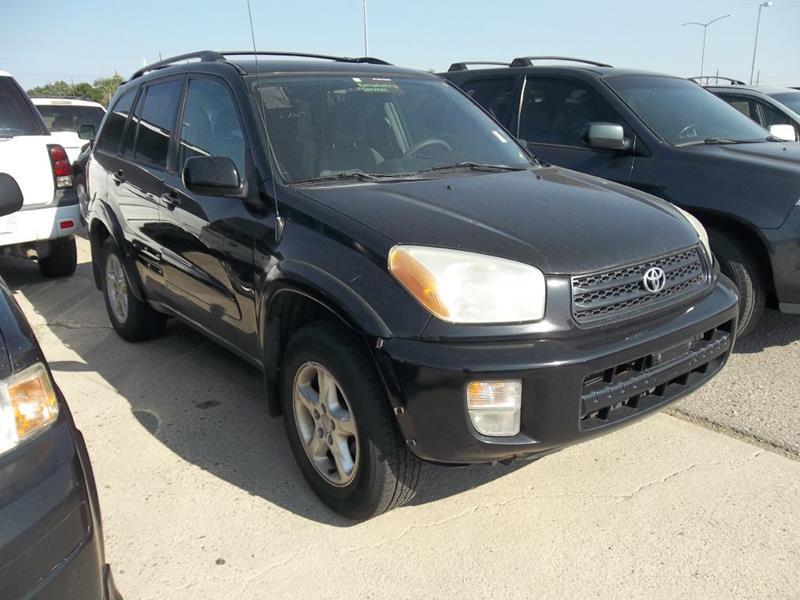 2002 Toyota RAV4 For Sale At SANTA FE AUTO MART In Englewood CO