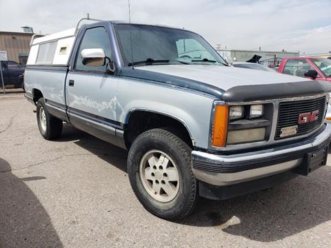 1989 GMC Sierra 1500 for sale in Englewood, CO