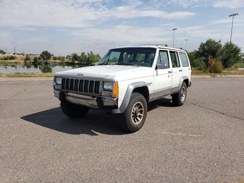 1989 Jeep Cherokee for sale in Englewood, CO