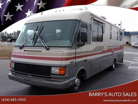 1993 Fleetwood Pace Arrow for sale in Danville, VA