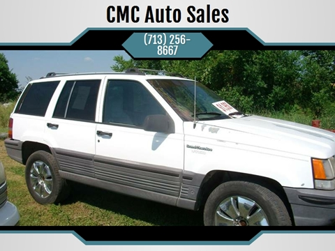 1995 Jeep Grand Cherokee For Sale In Hempstead, TX