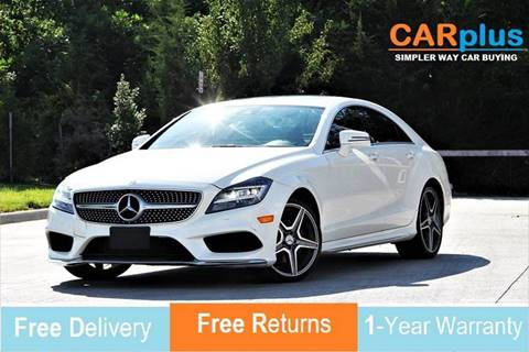 2015 Mercedes Benz CLS For Sale In Chantilly, VA