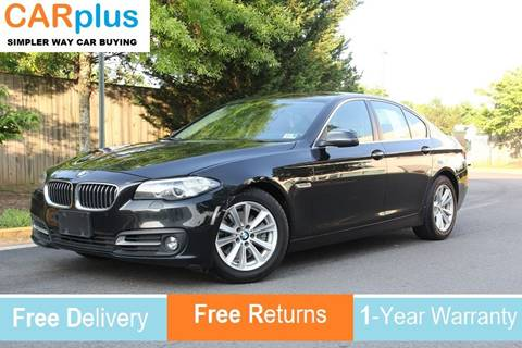 2013 BMW 5 Series for sale in Chantilly, VA