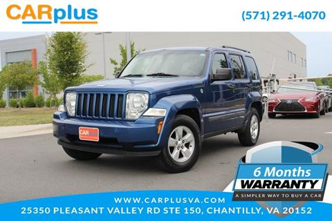 2009 Jeep Liberty for sale in Chantilly, VA