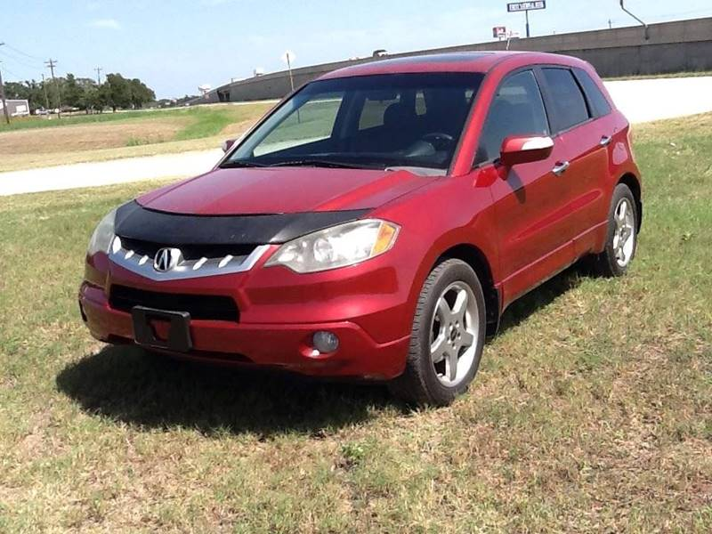 Acura RDX SHAWD In Bastrop TX Lone Star Auto Connection - 2007 acura rdx for sale