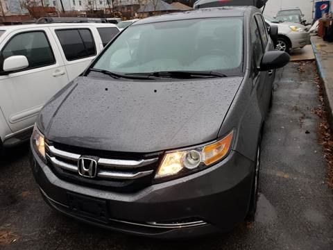 2015 Honda Odyssey for sale in Yonkers, NY