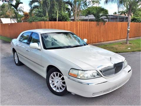 Used Lincoln Town Car For Sale In Hollywood Fl Carsforsale Com
