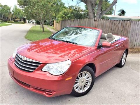 2008 Chrysler Sebring for sale in Hollywood, FL