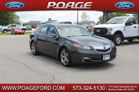 2014 Acura TL for sale in Bowling Green, MO