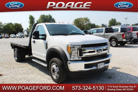 2017 Ford F-450 Super Duty for sale in Bowling Green, MO