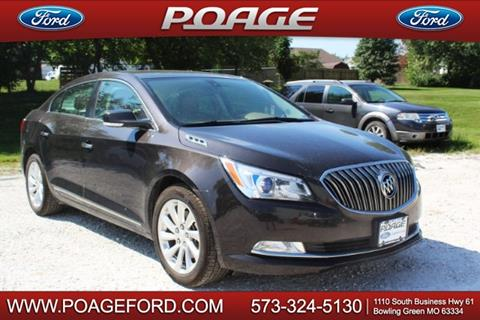 2014 Buick LaCrosse for sale in Bowling Green, MO