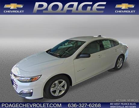 2020 Chevrolet Malibu for sale in Wentzville, MO