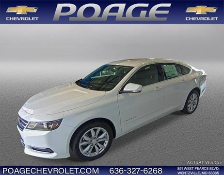 2019 Chevrolet Impala for sale in Wentzville, MO