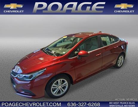2016 Chevrolet Cruze for sale in Wentzville, MO
