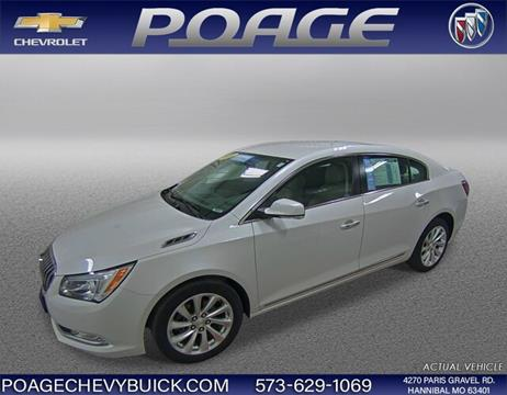 2016 Buick LaCrosse for sale in Hannibal, MO