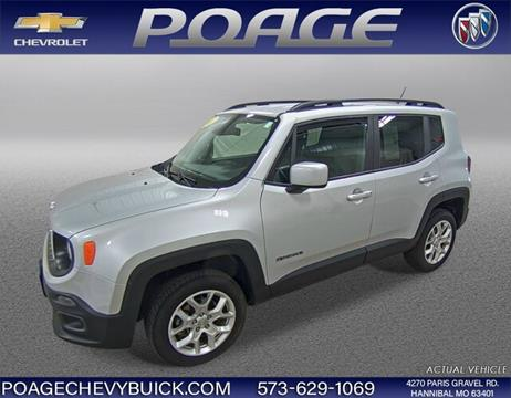 2017 Jeep Renegade for sale in Hannibal, MO