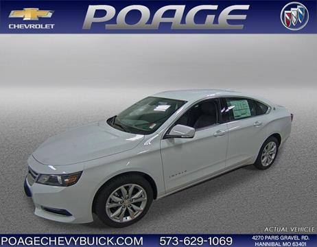 2019 Chevrolet Impala for sale in Hannibal, MO