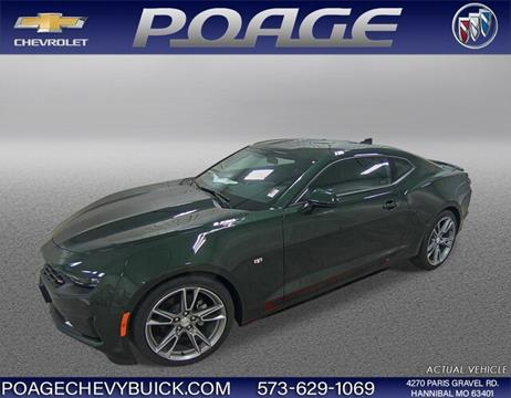 2020 Chevrolet Camaro for sale in Hannibal, MO