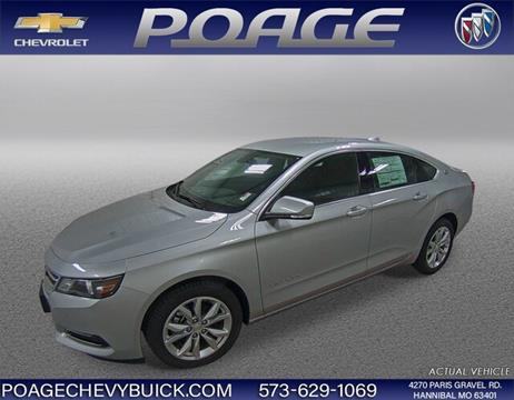 2020 Chevrolet Impala for sale in Hannibal, MO