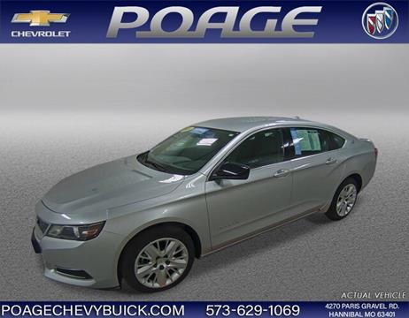 2014 Chevrolet Impala for sale in Hannibal, MO