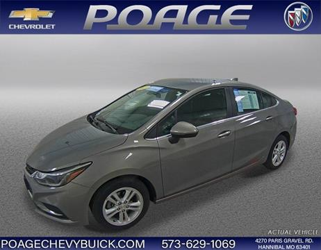 2018 Chevrolet Cruze for sale in Hannibal, MO