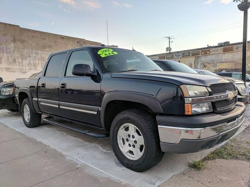 2005 Chevrolet Silverado 1500 For Sale At The Chop Shop In El Dorado KS