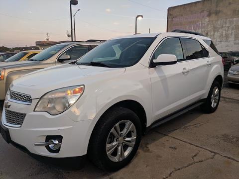 2010 Chevrolet Equinox for sale in El Dorado, KS