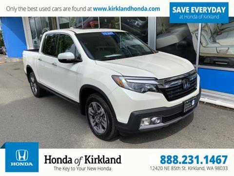 2019 Honda Ridgeline for sale in Kirkland, WA