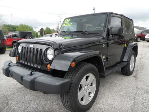 2007 Jeep Wrangler for sale in Cloverdale, IN