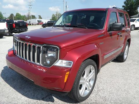 2012 Jeep Liberty for sale in Cloverdale, IN