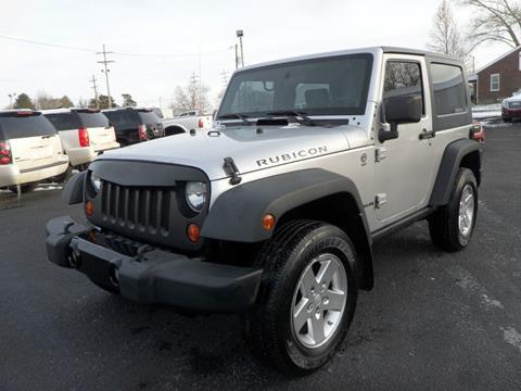 2009 Jeep Wrangler for sale in Cloverdale, IN