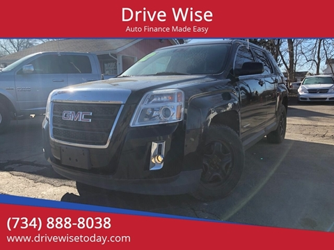 2012 GMC Terrain for sale in Wayne, MI