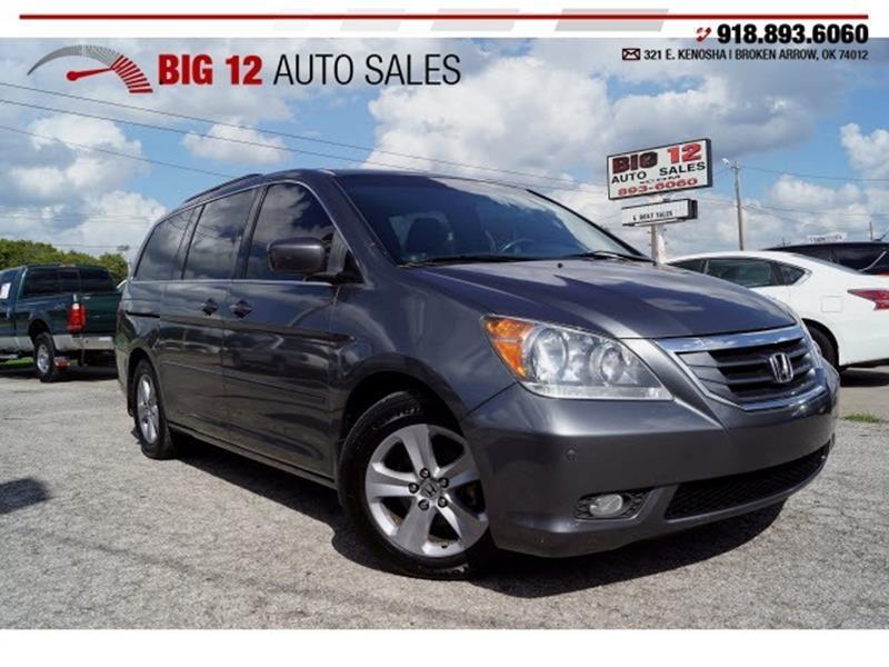 2010 Honda Odyssey For Sale At BIG 12 AUTO SALES In Broken Arrow OK