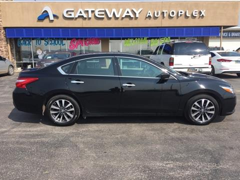 2017 Nissan Altima For Sale At Gateway Autoplex In Rapid City SD