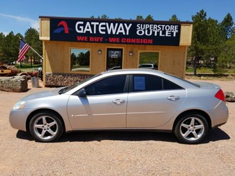 2008 Pontiac G6 for sale in Rapid City, SD