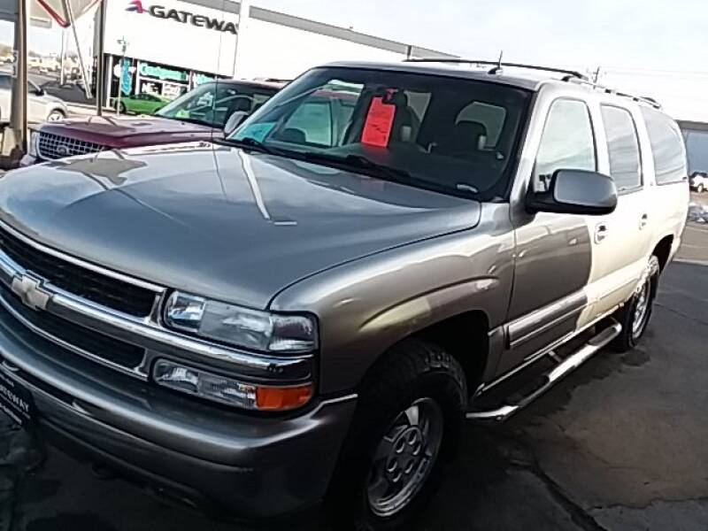 2003 Chevrolet Suburban for sale at Gateway Autoplex in Rapid City SD