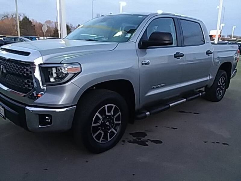 2018 Toyota Tundra for sale at Gateway Autoplex in Rapid City SD