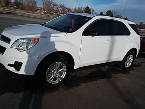 2013 Chevrolet Equinox for sale at Gateway Autoplex in Rapid City SD