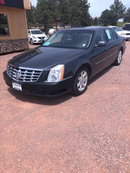 2010 Cadillac DTS for sale at Gateway Autoplex in Rapid City SD